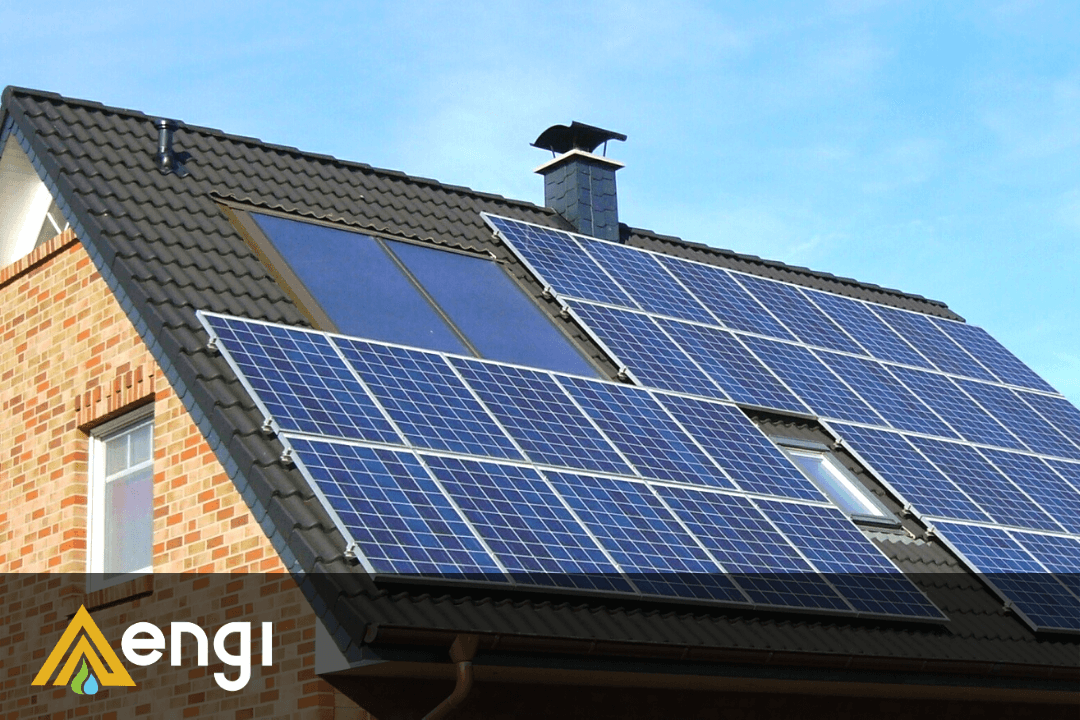 Energía Necesaria con Paneles Solares
