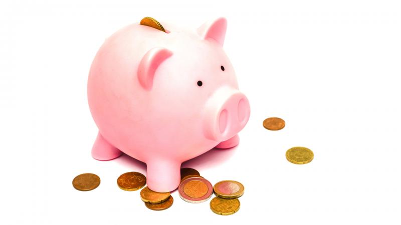 Alcancía Ahorro Dinero