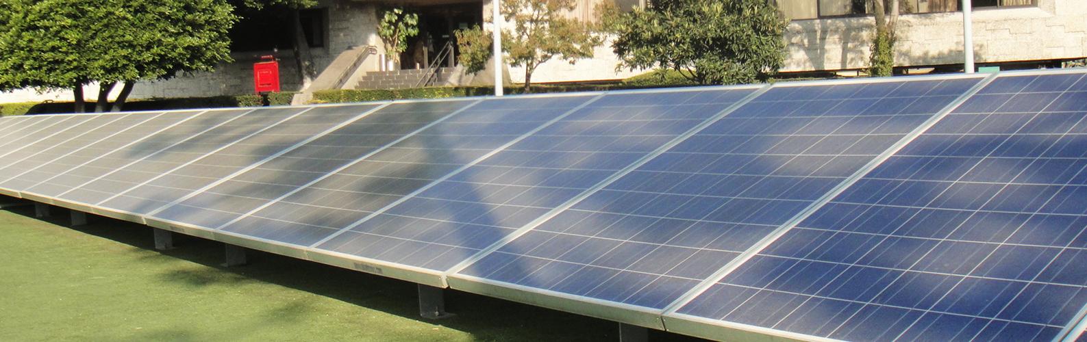 Panel Solar Sombra