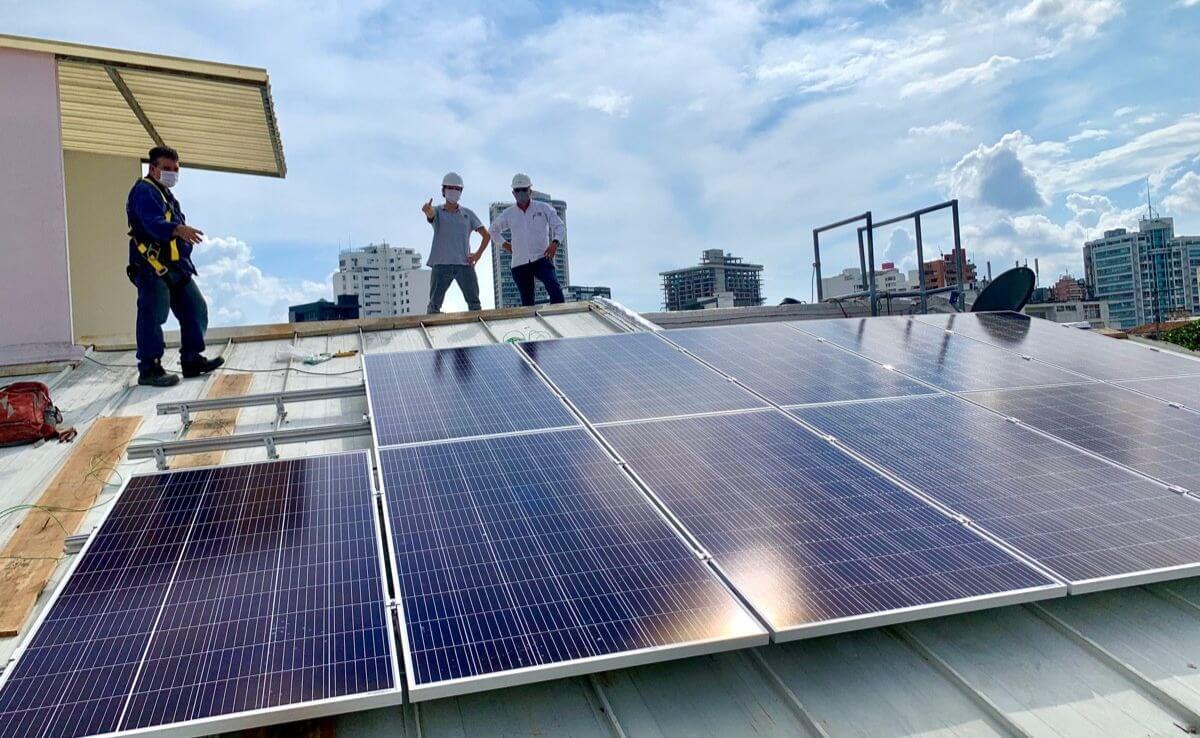 Paneles Solares Instalación SACHAR
